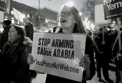 Stop Arming Saudi Arabia