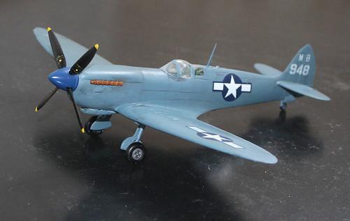 Spitfire PR Mk XI finished | by StefanBuysse