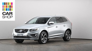 EK15FFN-used-VOLVO-XC60-DIESEL-ESTATE-D5-215-R-DESIGN-Lux-Nav-5dr-AWD-Diesel-Manual-SILVER-2015-XC-L-10 | by cardiffcarshopcollections