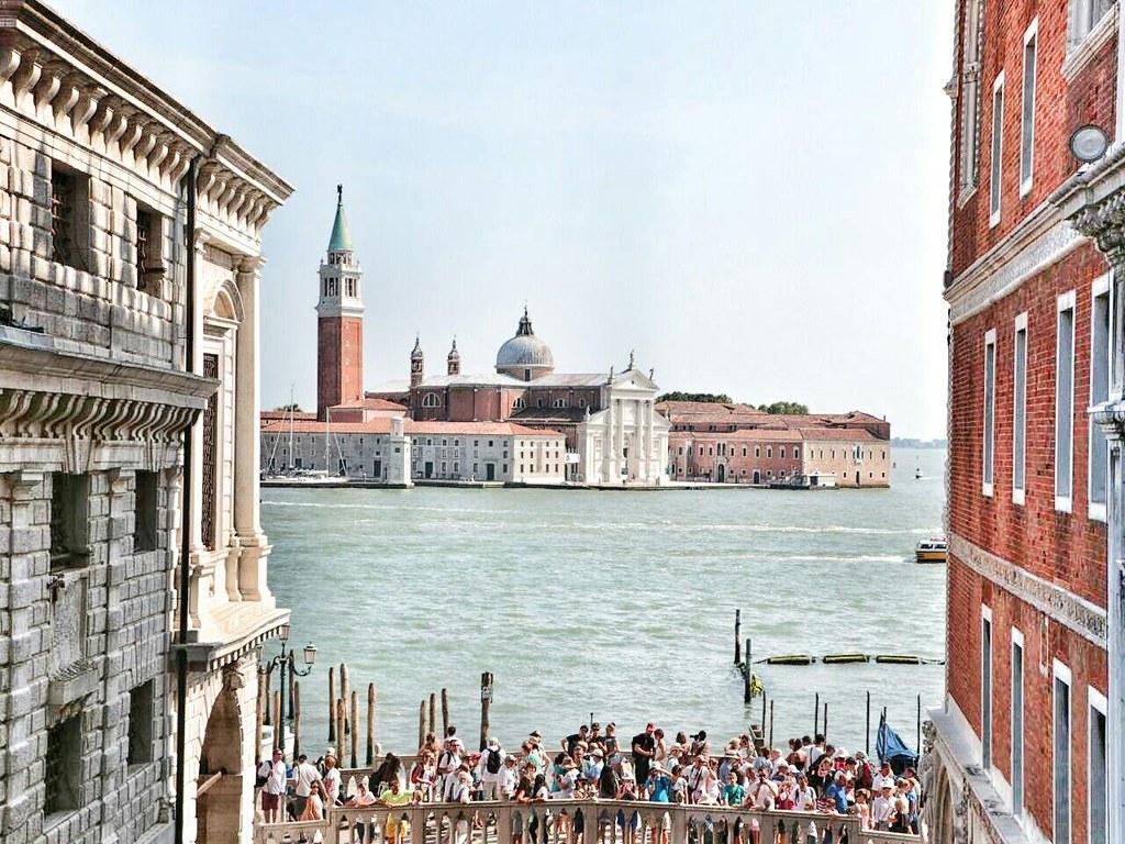 Veduta di Venezia