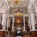 Christ Church Spitalfields: towards west door