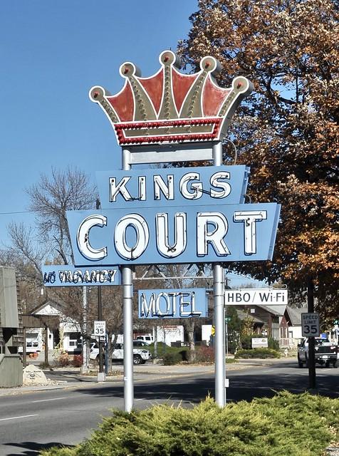 Kings Court Motel - Loveland,Colorado