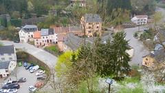 Vianden, Montée du Château [05.04.2014]
