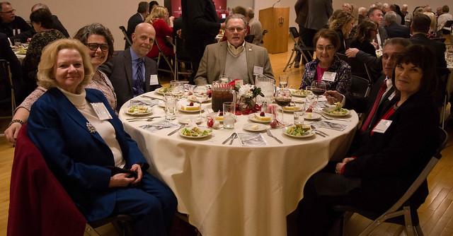 Chancellor's Guild Dinner 2018