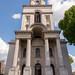 Christ Church Spitalfields: tower & spire
