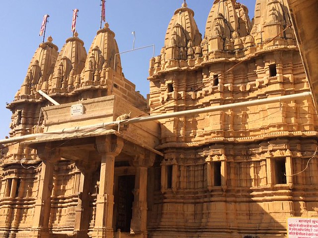 Jain Temple Inside Jaisalmer Fort.jpg