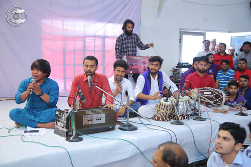 Devotional song by Hardeep Ale from Avtar Park