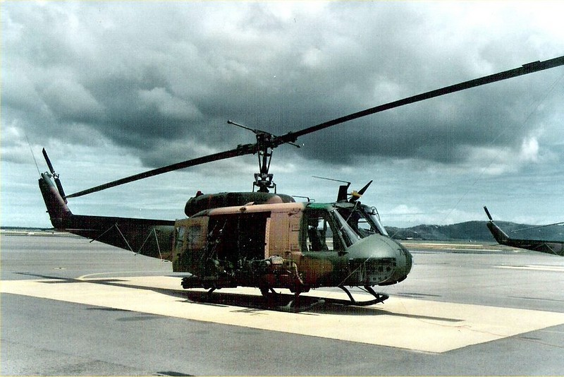 UH-1D Huey Gunship 5