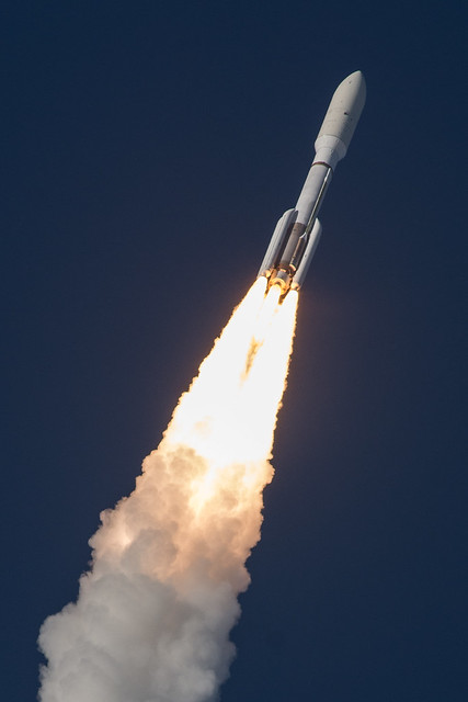 GOES-S Launch Success