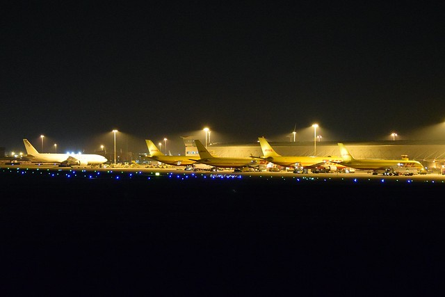East Midlands Airport 22nd February 2018