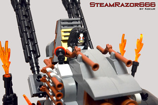 SteamRazor666 07 Main Man | by kocurvelox