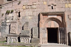 Monastery Goshavank, XII century. Gosh, Armenia.