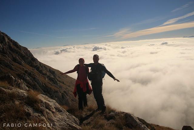 Monte Velino y Cafornia