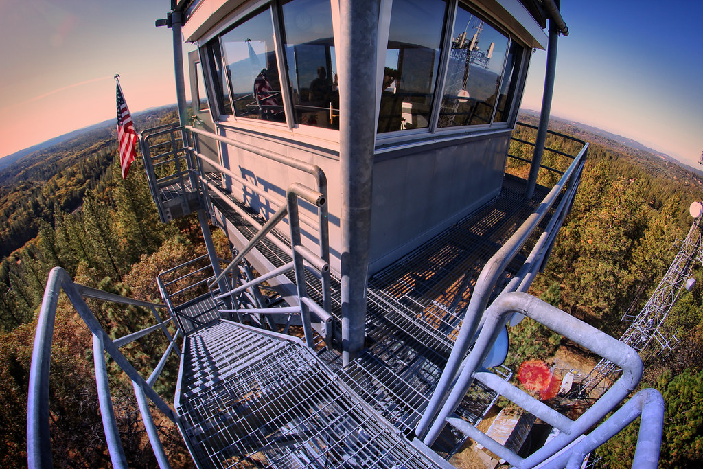 Mt. Howell Lookout Tower