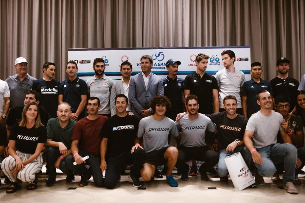 Lanzan la Vuelta Ciclista Internacional con la presencia de grandes estrellas (12)