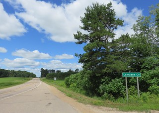 Entering Langlade County (Langlade County, Wisconsin) | by courthouselover