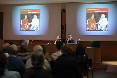 Conferencia DeustoForum con Roberta Alexander. Ciclo Opera Bihotzetik