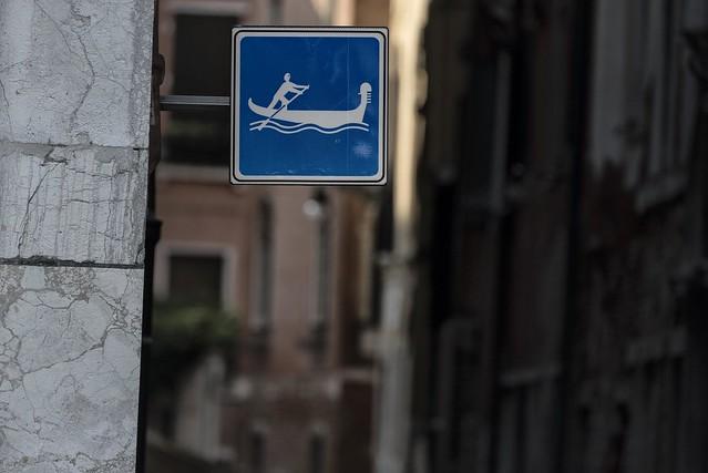 A rare traffic sign