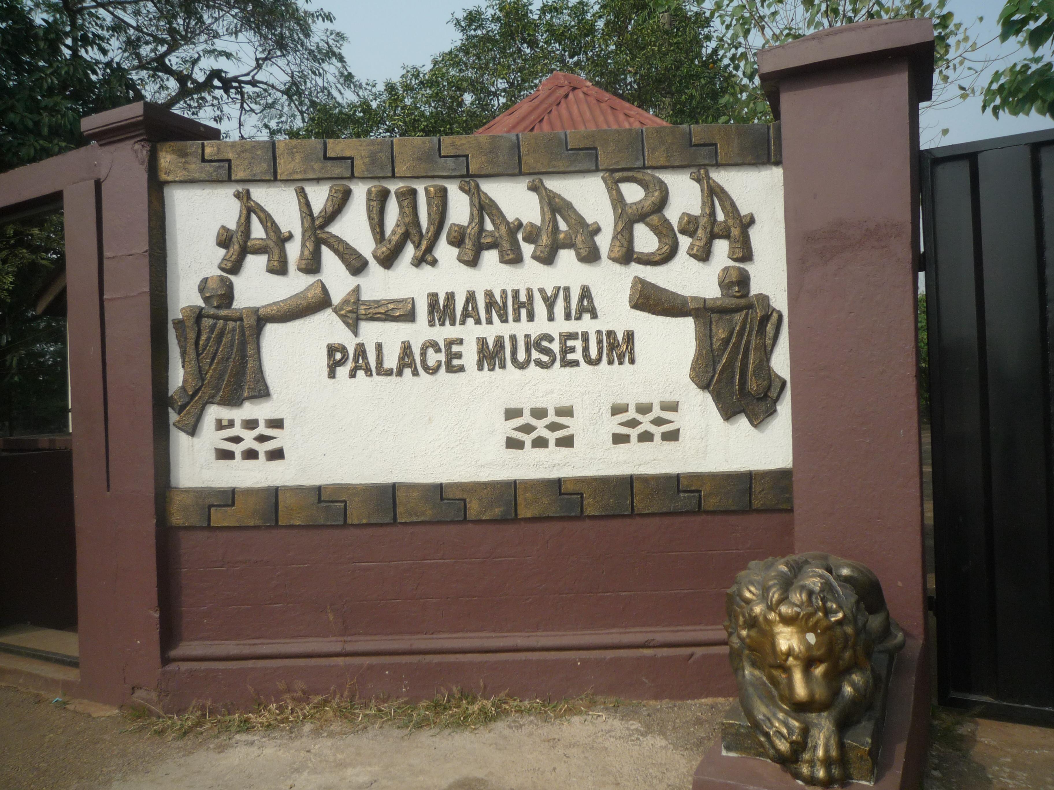Ghana - Manhyia Palace Museum - Kumasi