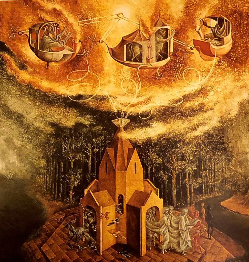 Remedios Varo | Herry Lawford | Flickr