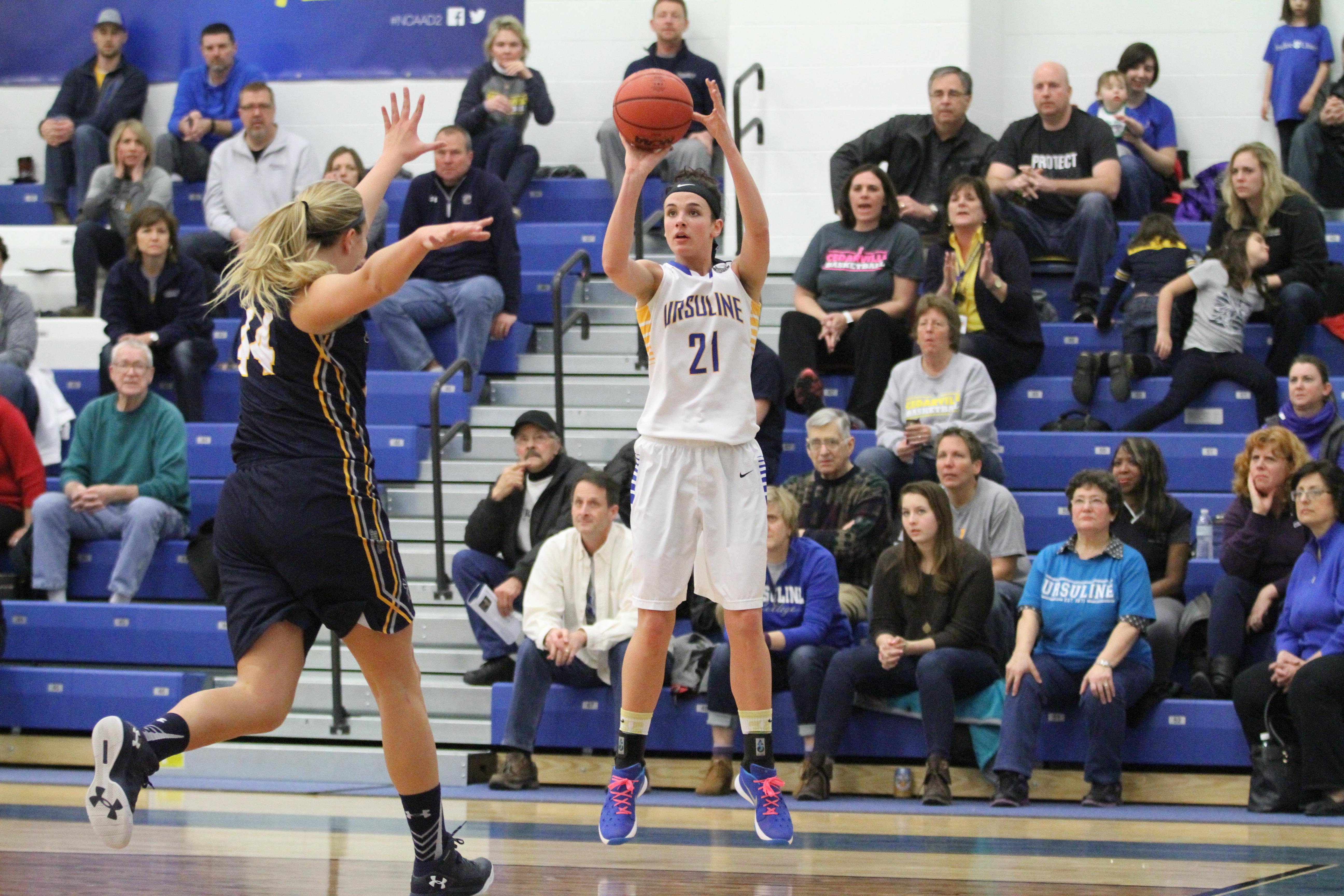 Basketball Star Laney Lewis