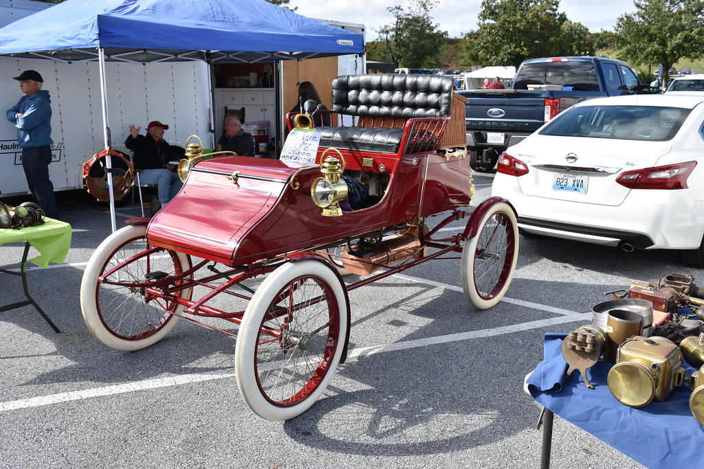 Hershey Car Show >> 1903 Stanley Model C Hershey Car Show October 12 2018