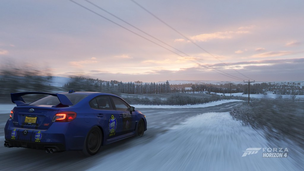 The joy of exploration in game virtual worlds – Forza