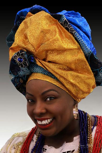 Portrait d'Afrique
