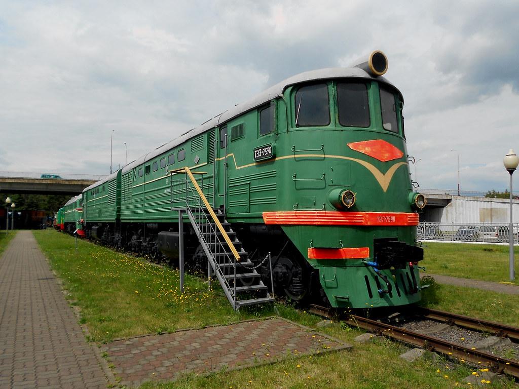 ТЭ3-7590