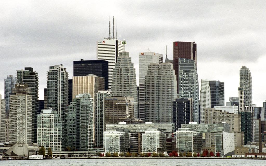 Toronto in November Four