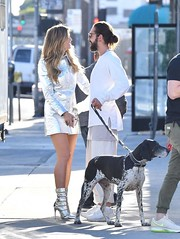 Love kiss from Heidi Klum to Tom Kaulitz - Magazish