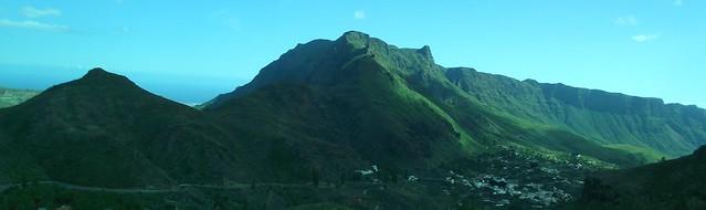 Gran canaria san bartolome mountain