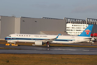 A321neo China Southern Airlines B-303Y | by XFW-Spotter