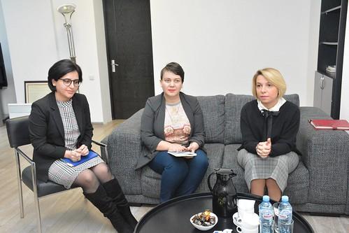 სახალხო დამცველი შვედეთის ელჩს შეხვდა  4.12.18 Public Defender met with Ambassador of Sweden