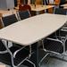 Maple barrel boardroom table E250
