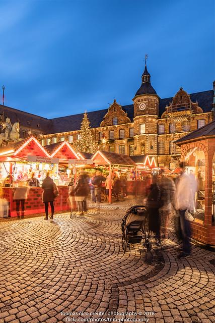 Weihnachtsmarkt Düsseldorf 2018