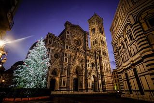 Florence and Christmas