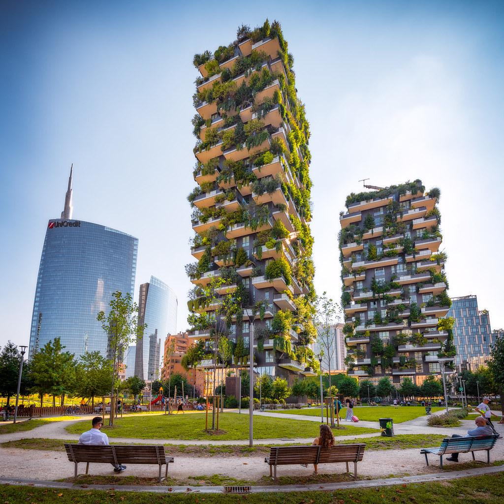Bosco Verticale | Milan, Italy