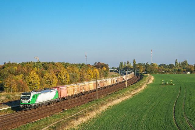 187 316 Railpool GmbH /Salzburger EisenbahnTransportLogistik GmbH | Schkeuditz-West | Oktober 2018