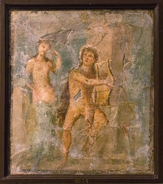 """Ovid: """"Love, Myths and Other stories"""" - II"""