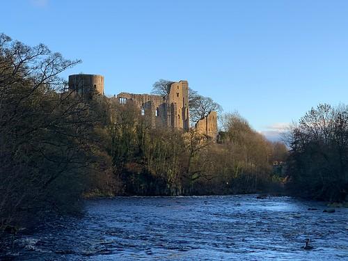 photoscapex teesdale barnardcastle castle ruin ruins river tees rnbtees