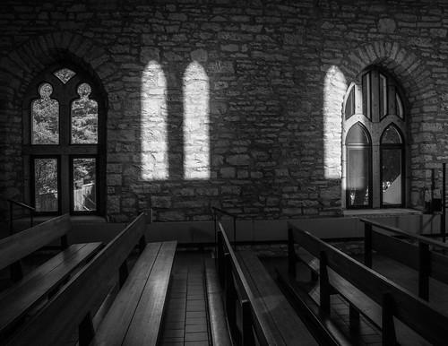 Monastic life   by W9FCC