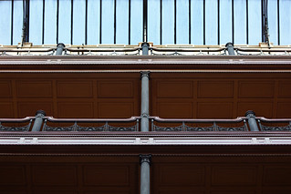 The Bradbury Building (1893) | by Thompson Photography