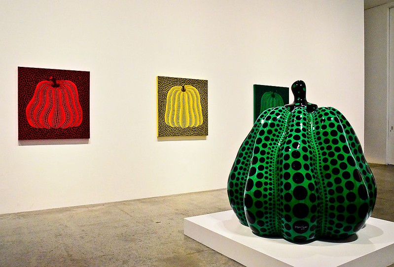 How Pumpkins Have Inspired Yayoi Kusama's Avant-Garde Art for Decades