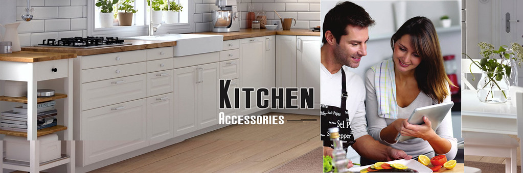 Explore the Vast Designs of Imported Modular Kitchen Accessories Online