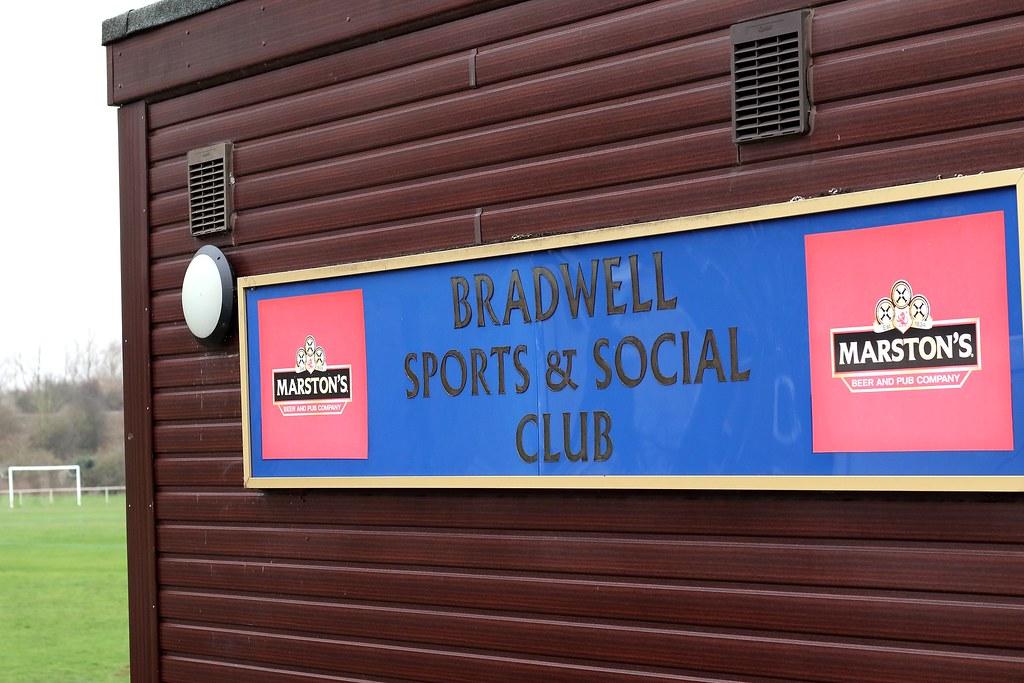 Old Bradwell United v Grendon Grangers SSMFL