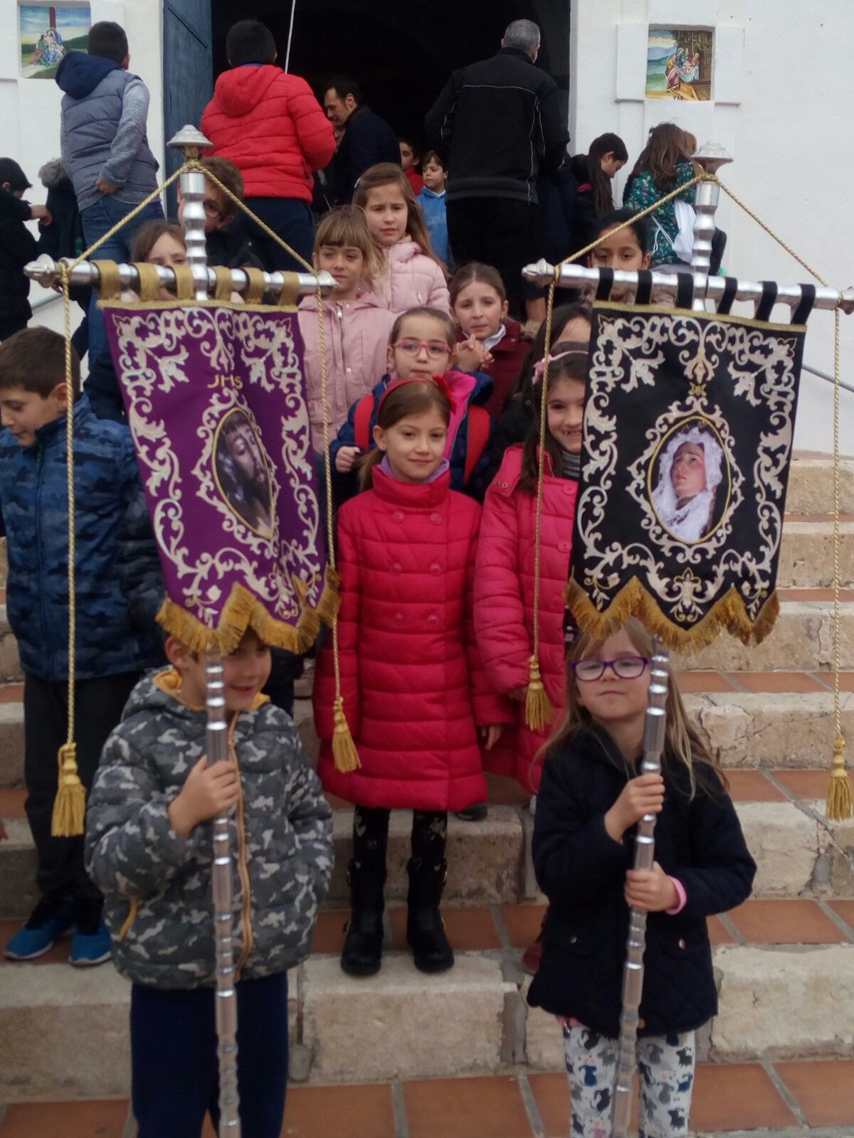 (2018-03-23) II Vía Crucis Infantil (Catequistas) (01)
