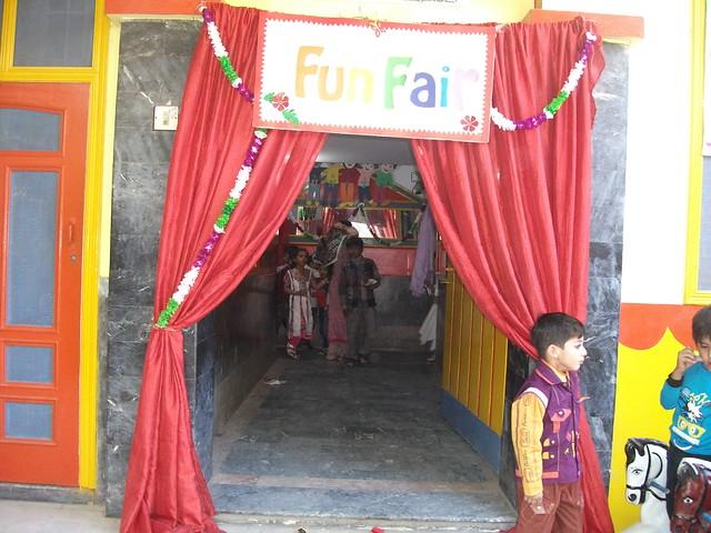 Fun Fair November 2014