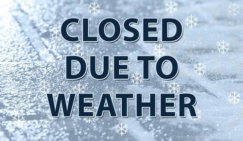 DUE TO THE WEATHER: WE WILL BE CLOSED TOMORROW, JANUARY 30TH We will reopen on Thursday, January 31st at 1:00pm Sorry for any inconvenience. Please be safe & stay warm! | by celebritydance