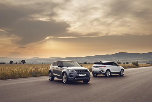 WORLD PREMIERE: INTRODUCING THE NEW RANGE ROVER EVOQUE, THE LUXURY SUV FOR THE CITY AND BEYOND | by landrovermena